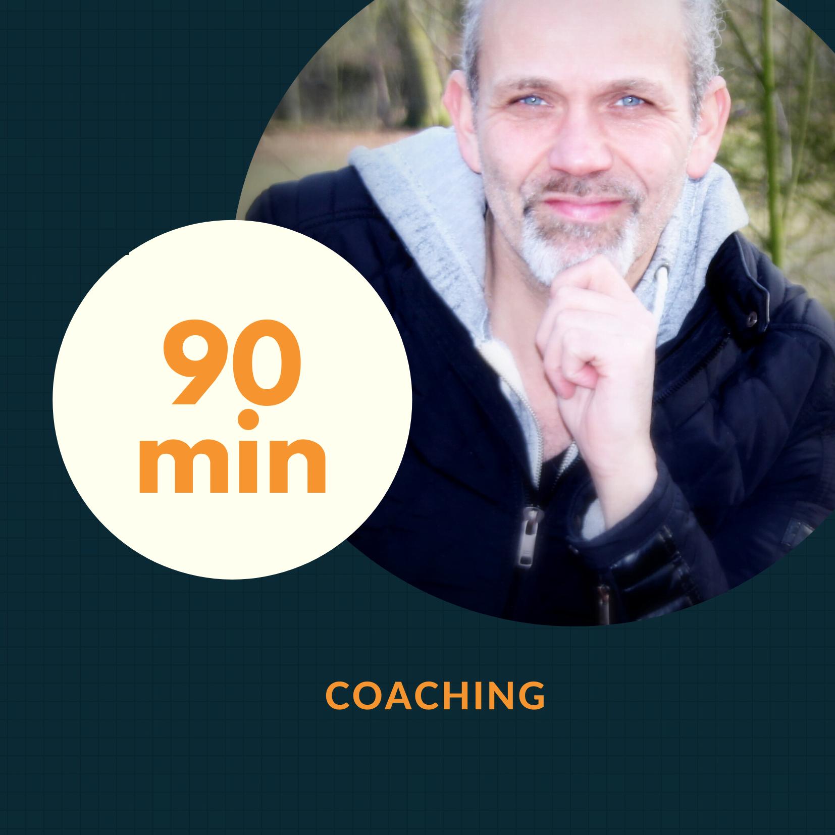 Coaching Ron ten Voorde 90 min