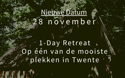 28 november – 1-Day Retreat